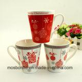 Porcellana di ceramica Mug/Cup di Christams della tazza/tazza di natale