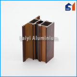 Aluminio/aluminio revestidos de la puerta del polvo de la alta calidad