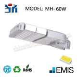 OEM&ODM High Power LED Solar Street Light met Aluminum Body Meanwell Driver