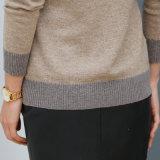 Kaschmir-Strickjacke-Kleid-Pullover 100% der neuen Art-Frauen