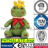 Prince mou Frog de baiser de jouet de peluche de cadeau de Valentine de peluche