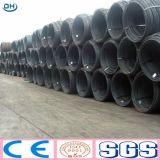 중국 Tangshan에서 SAE1008 철강선 로드 P