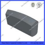 Bohrgerät-Hilfsmittel-Teil-Gebrauch-zementiertes Karbid-bronzierende Spitzen