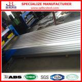 Prix ondulé de tuile de toiture de zinc en aluminium