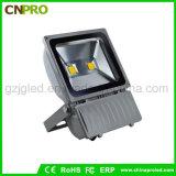 Proiettore esterno impermeabile di 100W LED con servizio libero di marchio