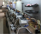 6.5L pulverizador neumático de acero Pulverización