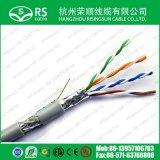 SFTP Cat5e 4 Paare Qualitäts-Daten LAN-Kabel-