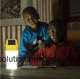 Éclairage LED solaire bon marché de l'arrivée 2016 neuve avec l'éclat 2