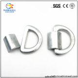 D-vormige ring van het Koolstofstaal van de Delen van de container De Gesmede Geselende