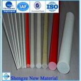 ガラス繊維棒8mmの棒のガラス繊維の棒を補強する卸し売りガラス繊維の杆状体線維のガラス棒ガラス繊維の棒のガラス繊維の絶縁体の棒のガラス繊維