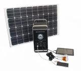 100W Portable 태양 에너지 System (소형 발전소)