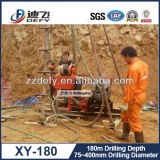 ミネラル探鉱の掘削装置、装置をあける井戸