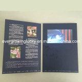 5inch LCD Bildschirm-kundenspezifische videogeburtstag-Karte
