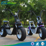 18 Fett ermüdet des Zoll-zwei des Rad-1000W Harley elektrischen Roller, Citycoco elektrische Roller