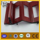 Venta caliente del nuevo del PVC de plegamiento de la puerta diseño del receptor de papel
