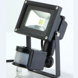 Novos produtos Solar LED Flood Light with Sensor