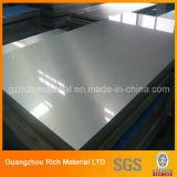 Пластичный слипчивый серебряный акриловый лист зеркала листа PMMA зеркала