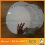 Componer la hoja de acrílico del plástico del espejo de la hoja del espejo