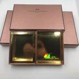 Rectángulo de regalo atractivo del embalaje del chocolate de la alta calidad