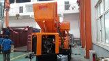 Pompa mescolantesi concreta trainabile del motore diesel con capienza mescolantesi di 500L 350L