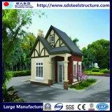 Moderne huis-Prefab huis-Geprefabriceerde Huizen met Nieuwe Manier