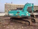 Escavatore utilizzato originale Sk260-8 del cingolo di Kobelco
