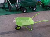 De Kruiwagen van het Wiel van de Kar van het Stuk speelgoed van kinderen