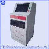 O diodo emissor de luz de Weifang Jinhao exprime a máquina de perfuração do CNC do furo com plataforma de alimentação
