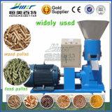 El anillo vertical en reducida escala muere con la máquina de la prensa de la nodulizadora de las malas hierbas del tallo del Ce y de la soja de la ISO