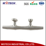 Kundenspezifisches Investitions-Gussteil-Stahl-Teil verwendet auf Yacht
