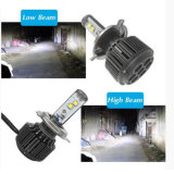 V16 indicatore luminoso dell'automobile del kit H4 40W 4800lm di conversione del faro del CREE LED
