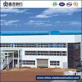 Costruzione d'acciaio della costruzione della H-Sezione per l'azienda agricola del magazzino del workshop