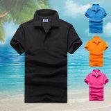 200GSM CVC chemises de 60/40 de piqué polo de mode pour les hommes (OEM)