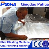 China AMD-357 CNC-Gerät hydraulischer CNC-Drehkopf-lochende Maschine