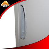 オプションカラー金属の学校のロッカーの高品質および安価で強い学校3のドアの鋼鉄ロッカー