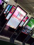 42 дюйма стоя LCD рекламируя индикацию торговой выставки