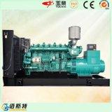 Gerador do motor Diesel de energia eléctrica de Yuchai 200kw250kVA