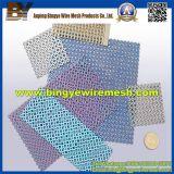 Tonalità perforate del metallo del metallo perforato sano della prova