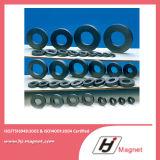 Ferrito personalizzato dell'anello della fabbrica per il magnete del motore