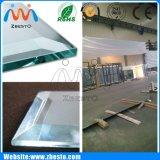 Nach Maß Schnitt-Quadrat-ovales Platten-Silber-/Aluminiumspiegel-Blatt