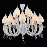Form Glass Decorative Sconces Wall Lamp Light in K9 Crystal