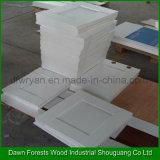 MDFの土台板家具によって使用されるPVCキャビネットドア