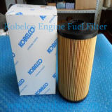 Filtro da combustibile del motore di rendimento elevato per l'escavatore/caricatore/bulldozer di Kobelco