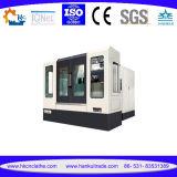 Centro fazendo à máquina horizontal da tabela do CNC H50 para a estaca do metal