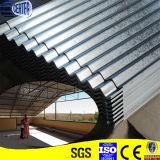 Baumaterial-Zink-gewölbte Dach-Panel-Blätter
