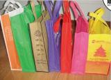 Cuatro Bolso de los Colores PU/Paper