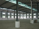 Columna de la H-Sección/edificio/taller/oficina/almacén de acero ligeros de la viga