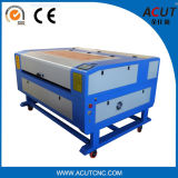 Máquina de estaca do laser Acut-1390 para o couro e a matéria têxtil