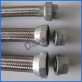 Conducto flexible del borde de China del metal 2 del gas