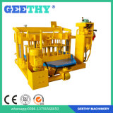 Máquina concreta móvel concreta do tijolo da camada do ovo da máquina Qmy4-30A do tijolo